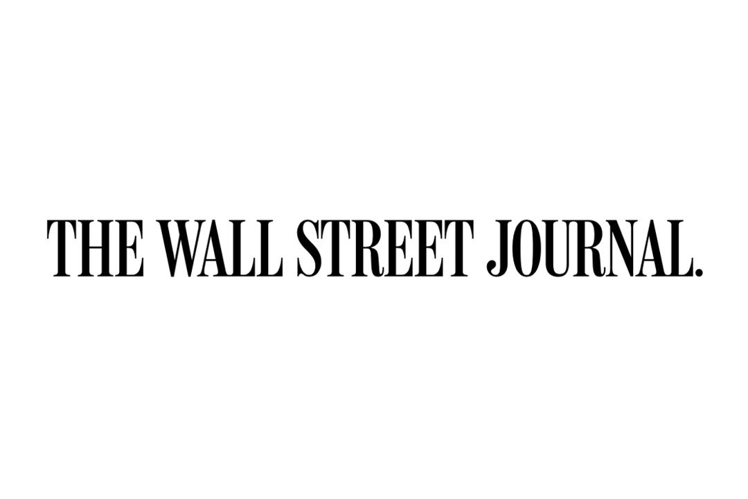 -THE WALL STREET JOURNAL- U.S.版に掲載されました